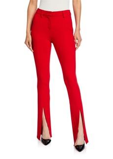 A.L.C. Conway Double-Slit Pants
