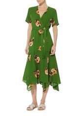 3d1b732967fe ... A.L.C. Cora Floral Wrap Dress ...