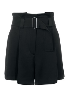 A.L.C. Delilah Black Shorts