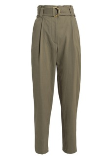 A.L.C. Diego Paperbag Waist Trousers