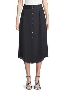 A.L.C. Divya Silk Skirt