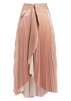 A.L.C. Eleanor Pleated Skirt