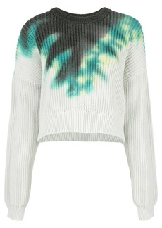 A.L.C. Elinor tie-dye sweater