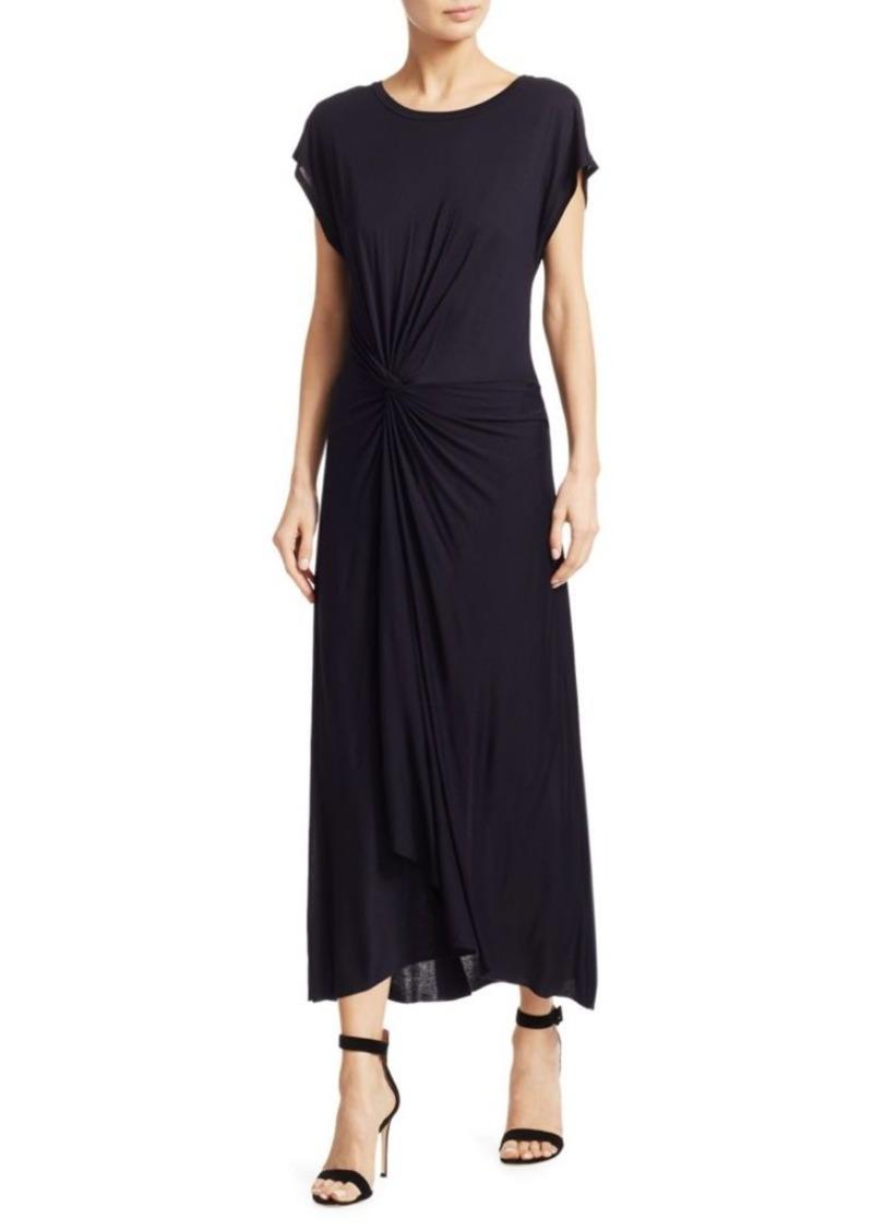 A.L.C. Emilie Center Twist Midi Dress