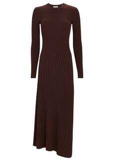 A.L.C. Emmalynn Rib Knit Midi Dress