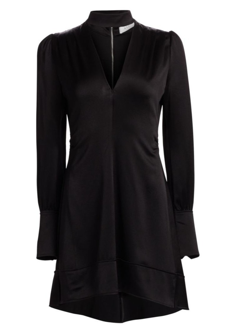 A.L.C. Garrison Satin Dress