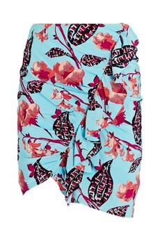 A.L.C. Geller Ruffled Mini Skirt