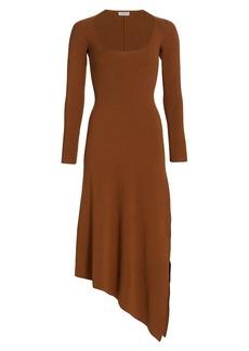 A.L.C. Harvey Asymmetrical Dress