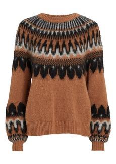 A.L.C. Hollis Fair Isle Sweater