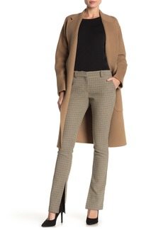 A.L.C. Houndstooth Side Vent Pants