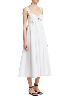 A.L.C. Iris Sleeveless Midi Dress