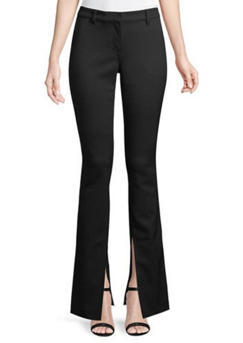 Javier Slim Boot-Cut Pants