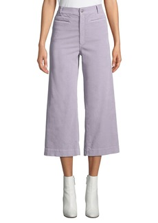 A.L.C. Jay Wide-Leg Corduroy Pants