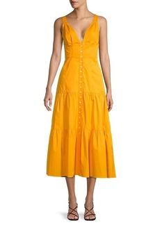 A.L.C. Jordyn Tiered Dress