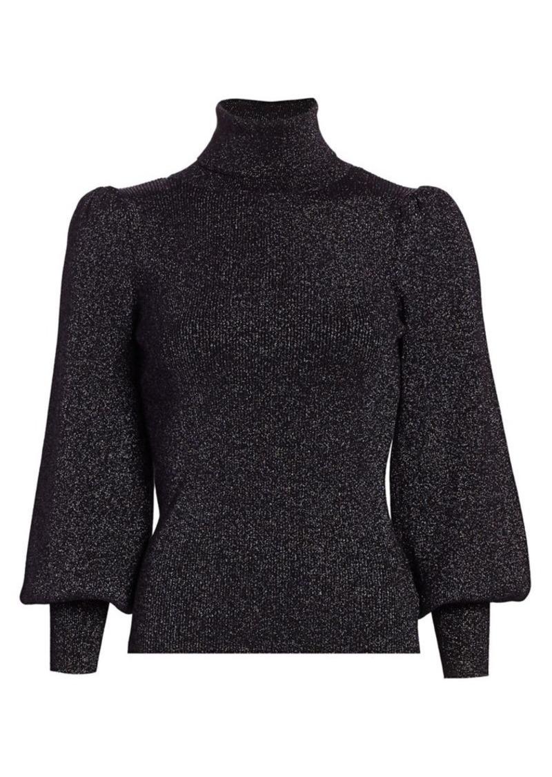 A.L.C. Karla Latern Sleeve Sweater