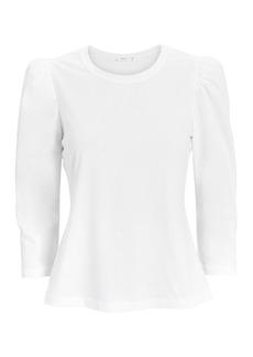 A.L.C. Karlie Puff Shoulder T-Shirt