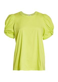 A.L.C. Kati Puff Sleeve T-Shirt