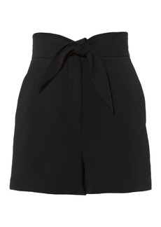 A.L.C. Kerry Tie Front Shorts