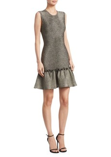 A.L.C. Kilmer Shimmer Mini Dress