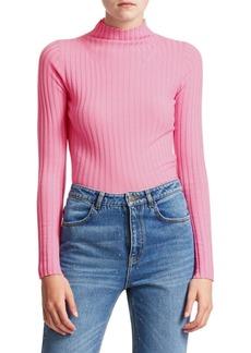 A.L.C. Lamont Merino Long-Sleeve Knit Sweater