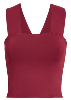 A.L.C. Lia Cropped Tank Top