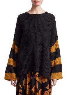 A.L.C. Lorenzo Striped Sweater