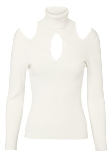 A.L.C. Matera Cutout Knit Top