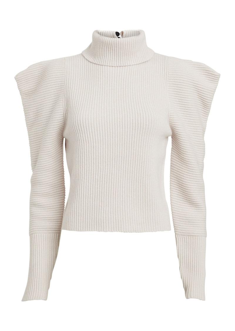 A.L.C. Maura Wool-Cashmere Sweater