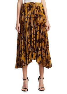 A.L.C. Maya Midi Skirt
