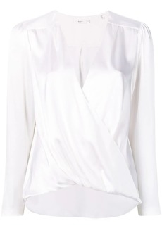 A.L.C. metallic blouse