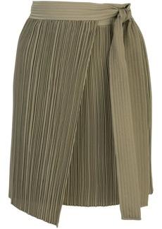 A.L.C. micro pleated mini skirt