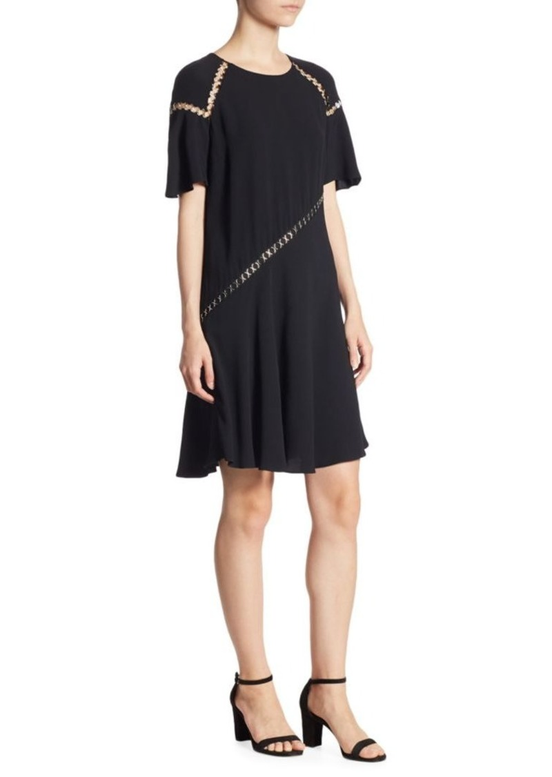 A.L.C. Mitchell Embellished Dress