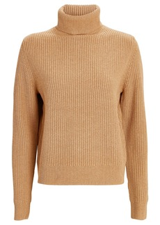 A.L.C. Mitchell Wool-Blend Turtleneck Sweater