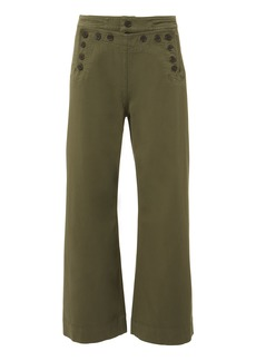 A.L.C. Pierce Wide Leg Cropped Pants