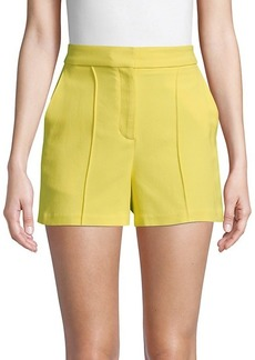 A.L.C. ​Pleated Stretch Shorts
