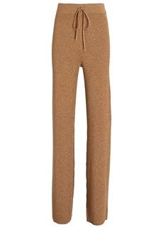 A.L.C. Quentin Knit Wide-Leg Pants