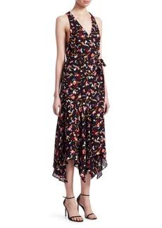 A.L.C. Rosyln Wrap Dress