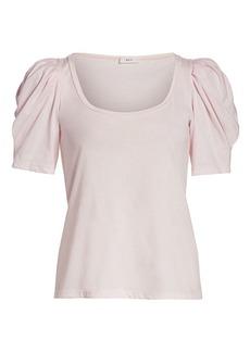 A.L.C. Rumi Puff-Sleeve T-Shirt