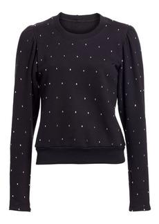 A.L.C. Saunders Embellished Sweatshirt