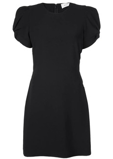 A.L.C. short-sleeve fitted dress