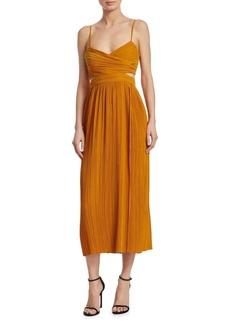 A.L.C. Sienna Pleated Dress