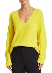 Alc sierra v neck ribbed sweater abv4a5921f3 a