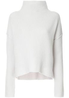 A.L.C. stand up collar jumper