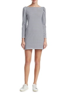 A.L.C. Stevens Striped T-Shirt Dress