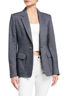 A.L.C. Stevie Single-Button Jacket