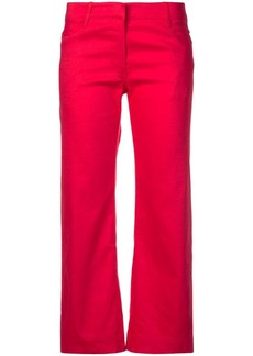A.L.C. Teddy cropped trousers