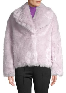 A.L.C. Grant Faux Fur Jacket