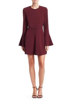 A.L.C. Trixie Bell Sleeve Mini Dress