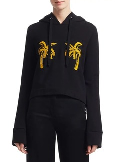 A.L.C. Valerie Palm Tree Sweatshirt