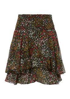 A.L.C. Vera Floral Skirt